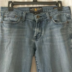 Lucky Brand jeans. Sweet n low. Size 4/27